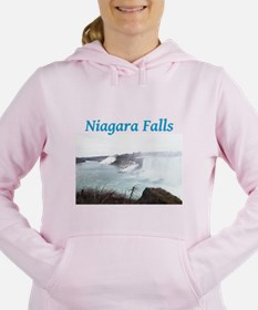 Niagara Falls Women's Hooded Sweatshirt