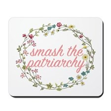Smash the Patriarchy Mousepad