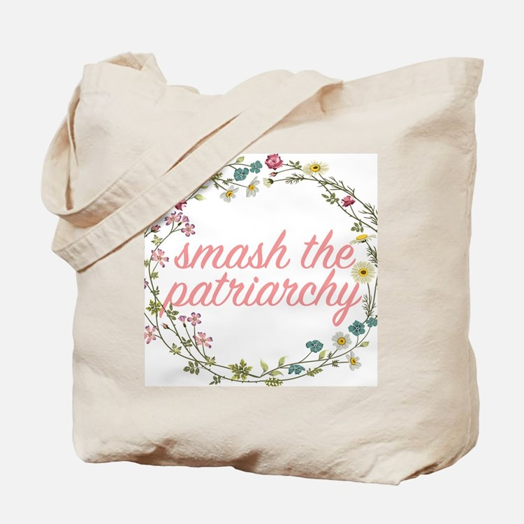 Smash the Patriarchy Tote Bag