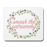 Feminist Classic Mousepad