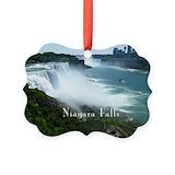 Niagara falls Picture Frame Ornaments