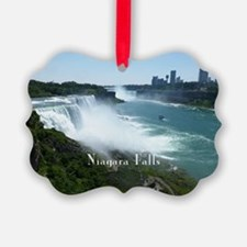 Niagara Falls Picture Ornament