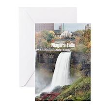Niagara Falls Greeting Cards (Pk of 10)