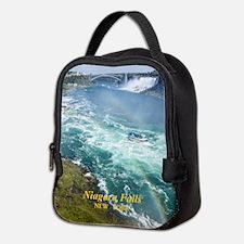 Niagara Falls Neoprene Lunch Bag