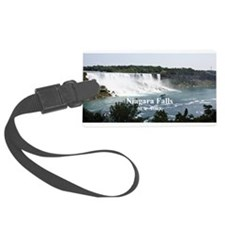 Niagara Falls Luggage Tag