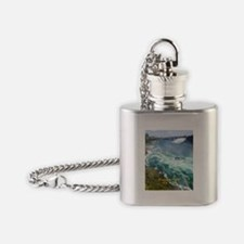 Niagara Falls Flask Necklace