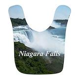 Niagara falls Fleece Bibs