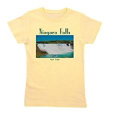 Niagara Falls Girl's Tee