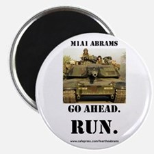 "M1A1 Abrams 2.25"" Magnet (100 pack)"