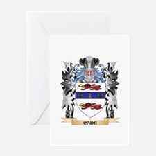 Cade Coat of Arms - Family Crest Greeting Cards