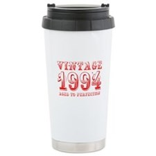VINTAGE 1994 aged to perfection-red 400 Travel Mug