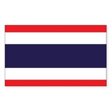 Flag of Thailand Decal