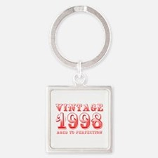 VINTAGE 1998 aged to perfection-red 400 Keychains