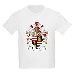 Frolich Family Crest T-Shirt