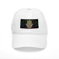 Hamsa Hand Amulet Psychedelic Baseball Cap