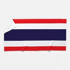Flag of Thailand Beach Towel