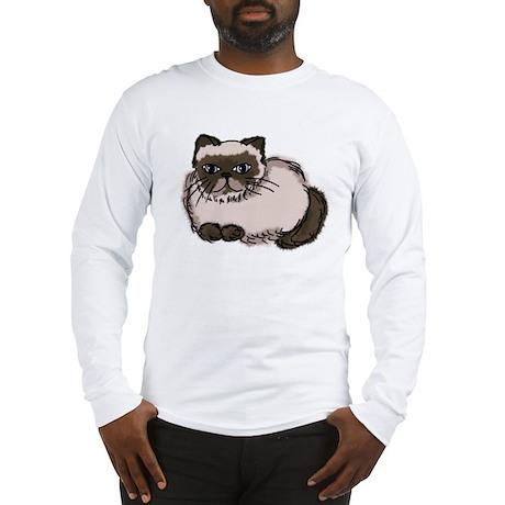Himalayn Cat Lover Long Sleeve T-Shirt