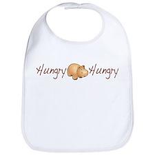 The Hungry Hippo Bib