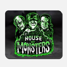 House of Monsters Mousepad