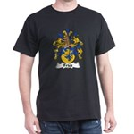 Fries Family Crest  Dark T-Shirt