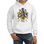 Fries Family Crest Hooded Sweatshirt