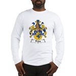 Fries Family Crest  Long Sleeve T-Shirt