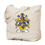 Fries Family Crest  Tote Bag