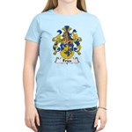 Fries Family Crest  Women's Light T-Shirt