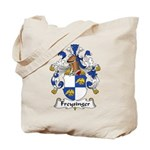 Freysinger Family Crest  Tote Bag