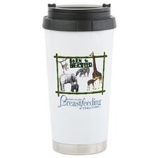 Born To Breastfeed Travel Mug