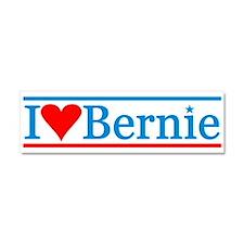 I Heart Bernie Car Magnet 10 X 3