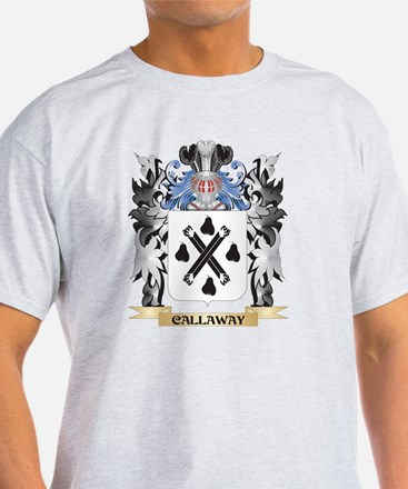Callaway Coat of Arms - Family Crest T-Shirt
