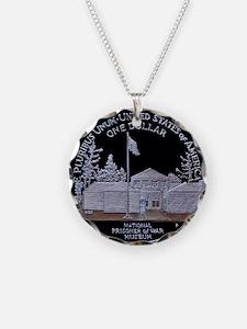 Prisoner of War Dollar Necklace