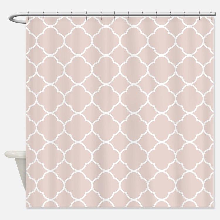 Quatrefoil Shower Curtains