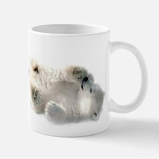 Baby Polar Bear Mugs