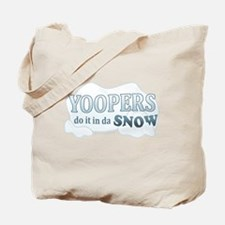 Do It In Da Snow Tote Bag