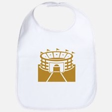 Brown Stadium Bib