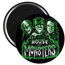 House of Monsters Magnet