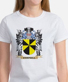 Campbell Coat of Arms - Family Crest T-Shirt