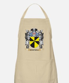 Campbell Coat of Arms - Family Crest Apron