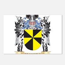 Campbell Coat of Arms - F Postcards (Package of 8)