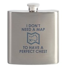Perfect Chest Flask
