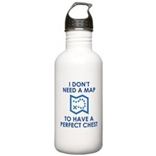 Perfect Chest Water Bottle