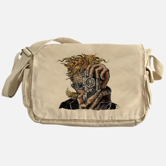 Photographer ART Messenger Bag