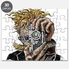 Photographer ART Puzzle