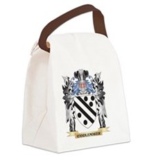 Candlemaker Coat of Arms - Family Canvas Lunch Bag