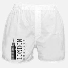 London Big Ben Boxer Shorts