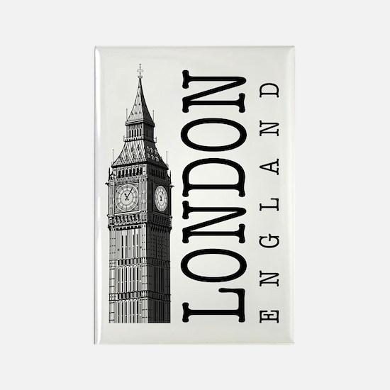 London Big Ben Magnets