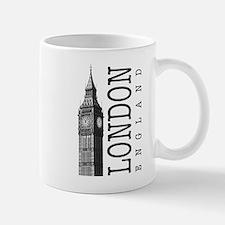 London Big Ben Mugs