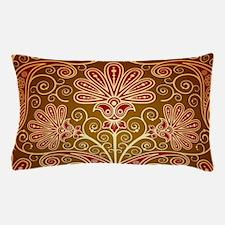 Seamless Floral Pillow Case